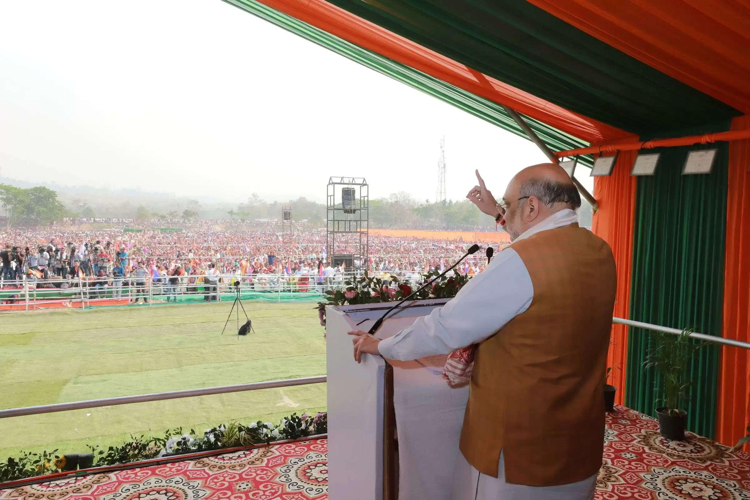 Assam Polls 2021: Will enact laws against 'land jihad', 'love jihad' in Assam, says Amit Shah