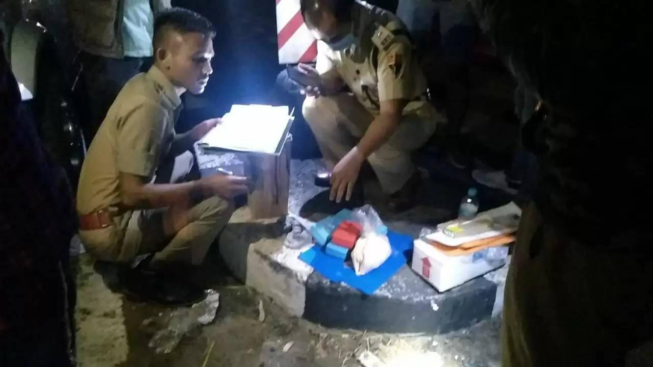 Meghalaya: Police apprehend drug peddlers in Ri Bhoi, seize heroin worth Rs 52 lakh
